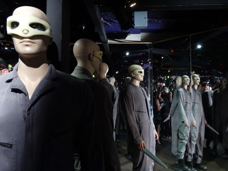 Halloween, Alien vs. Predator lights-on maze previews for ...