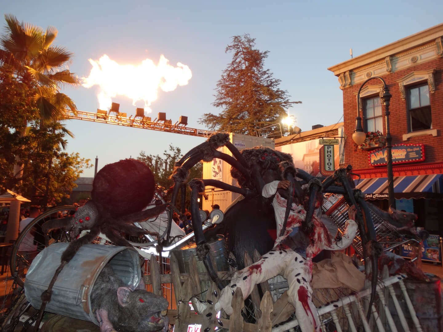 Halloween Horror Nights 2015 at Universal Studios Hollywood opens ...