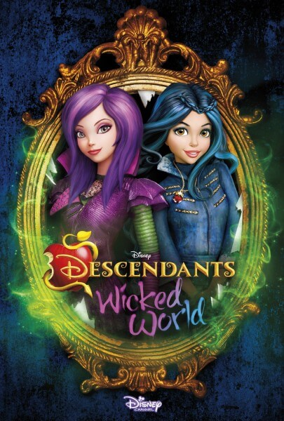 DescendantsWickedWorld_KEY ART