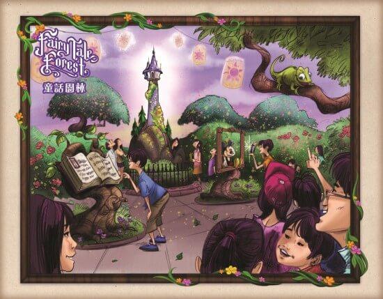 FairyTale-Forest-Overall-Art