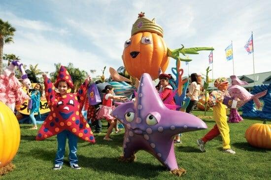 SeaWorld Orlando Halloween Spooktacular_2