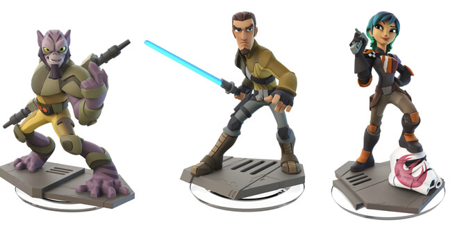 review disney infinity finally brings it all together as star wars drives fan focused fun