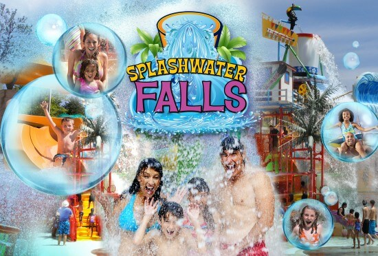 SFAM Splash Water Falls KA