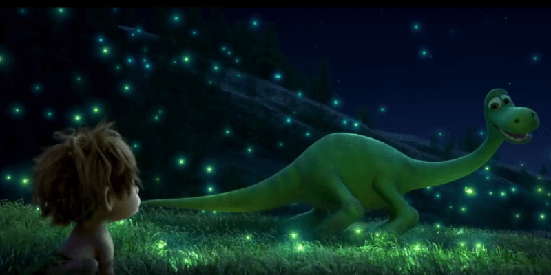 Arlo Fireflies Good Dinosaur