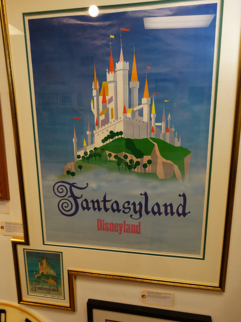 Quot Collecting Disneyland Quot Exhibit And Auction Gives
