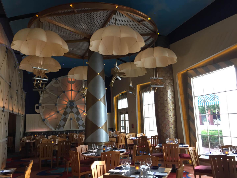 Flying fish caf at disney 39 s boardwalk gets reimagined for Flying fish disney menu