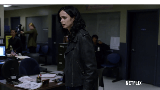 Jessica Jones Police Station Still