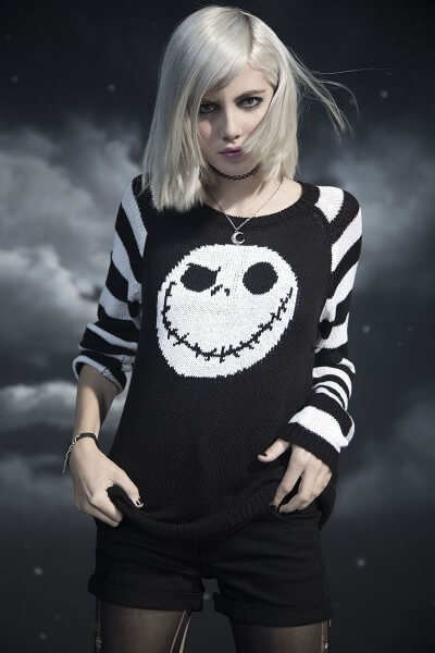 New Nightmare Before Christmas fashion collection from Hot Topic ...