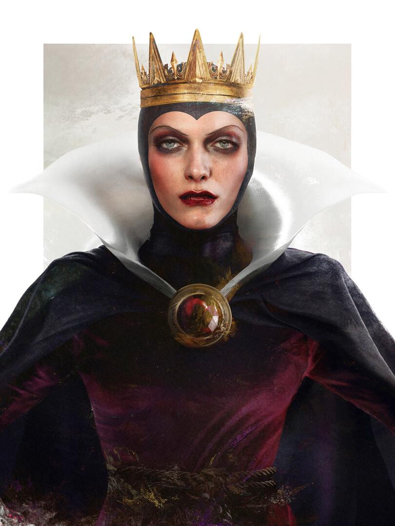 Photos real life disney villains collection by jirka - Evil queen disney ...