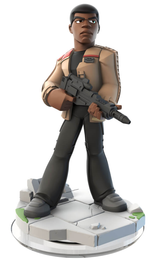 new disney infinity characters info revealed for upcoming star wars the force awakens play set