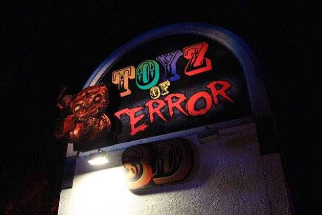Toyz of Terror 3D