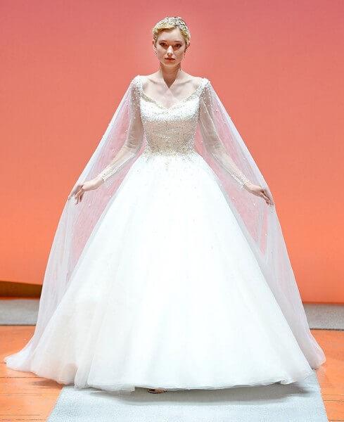 Alfred Angelo Showcases 2016 Disney S Fairy Tale Weddings