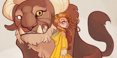 Belle Warrior Princess