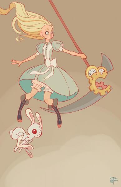 Alice Warrior Princess