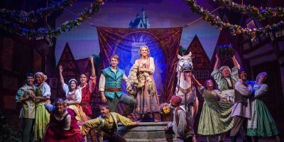 """Tangled: The Musical"" Aboard the Disney Magic"