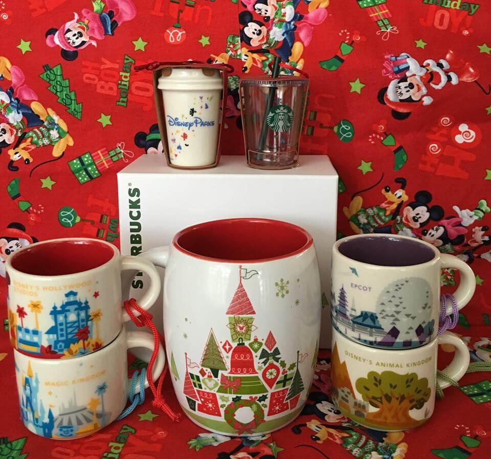Starbucks releases new Christmas collection including ornaments at ...