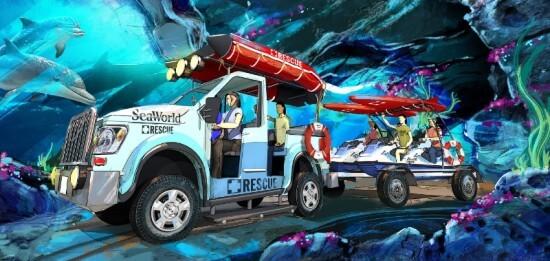 SeaWorld Entertainment Inc SeaRescue II