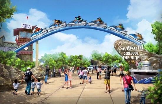 SeaWorld Entertainment Inc SeaRescueIII