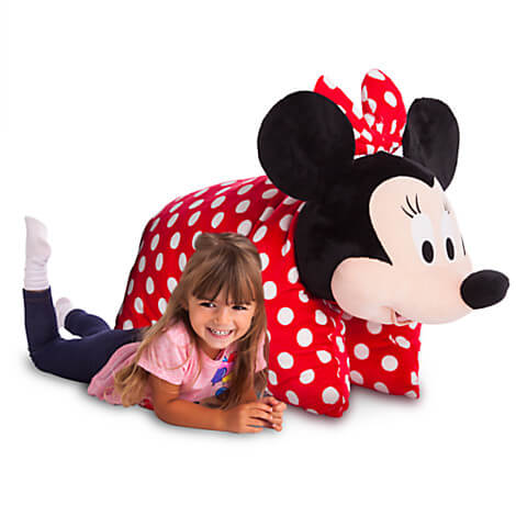 New Minnie Mouse Extra Large Pillow Pet From Disney Store