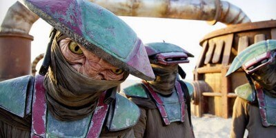Constable Zuvio Star Wars The Force Awakens