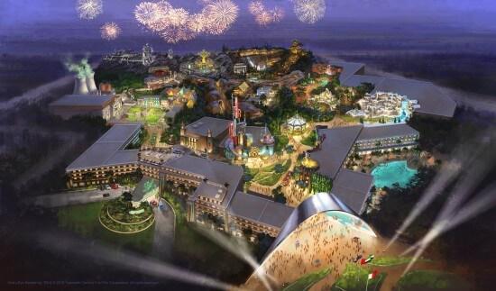FINAL Fox World Dubai Bullseye