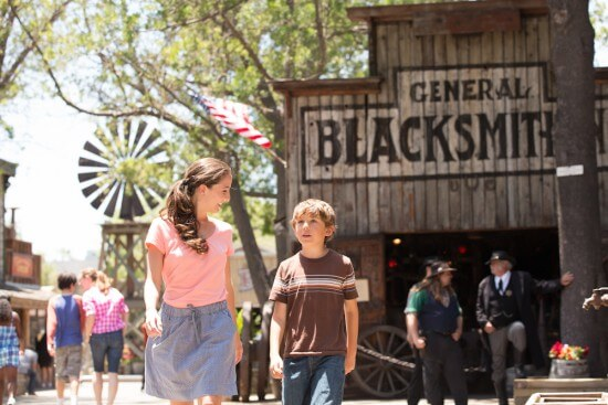 Ghost Town_Family on Main Street