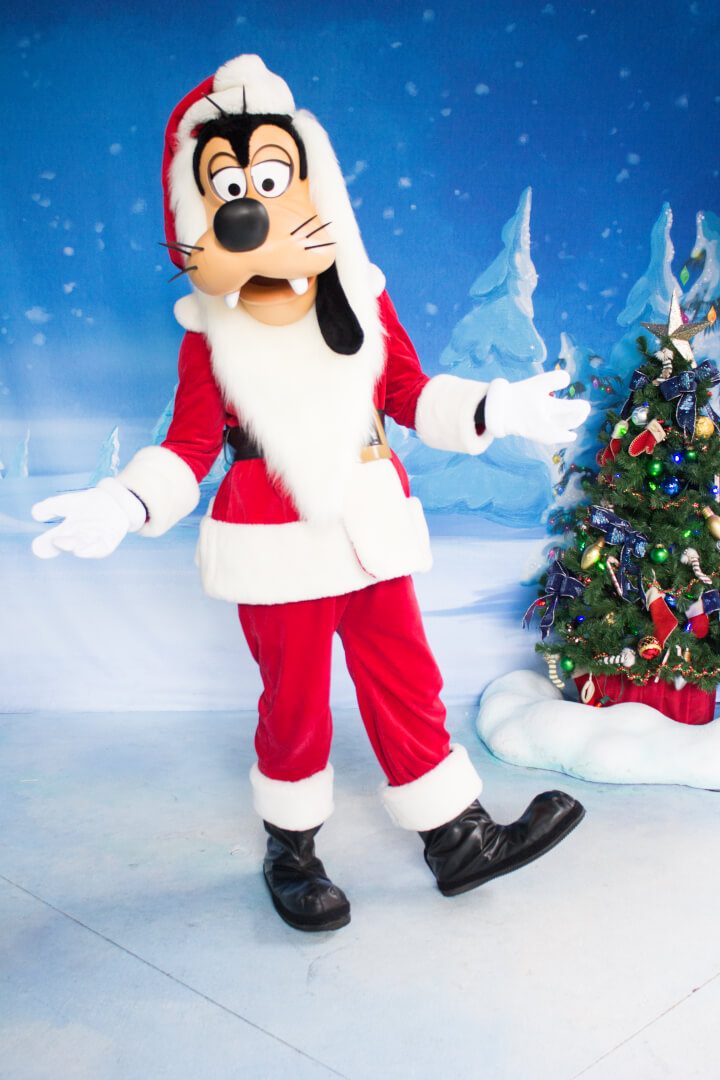 8bc7071d3aa11 Meet Santa Goofy at Walt Disney World s Hollywood Studios!