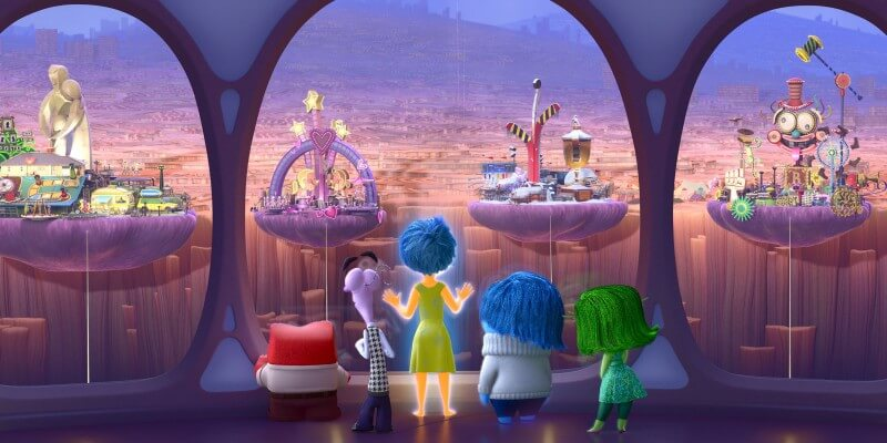 Oscars 2016: Inside Out Wins Best Animated Feature