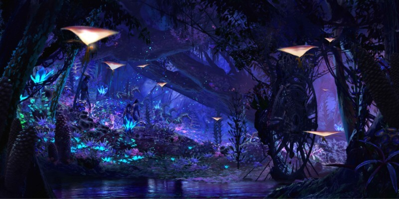 Navi River Journey at Pandora The World of AVATAR at Disney's Animal Kingdom