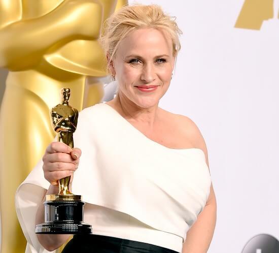 Patricia Arquette Oscar Picture