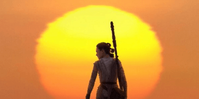 Star Wars IMAX Rey