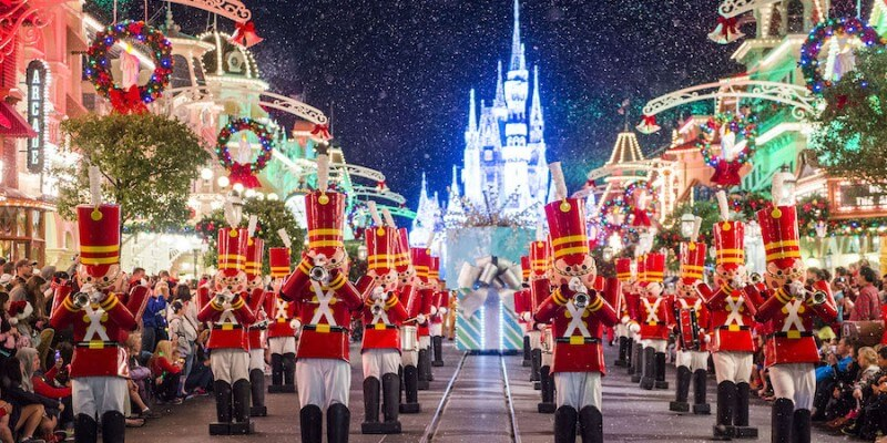 Mickey's Very Merry Christmas Party 2016 Dates Released. - It's ...
