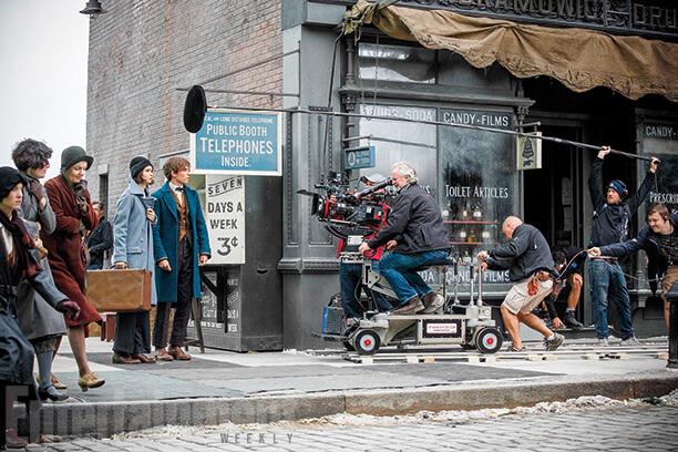 New Big Film Set taking shape at Warner Bros Leavesden UK