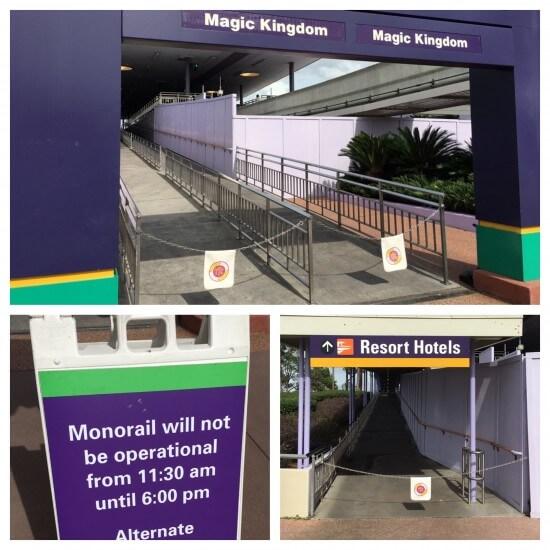 Closed Monorails