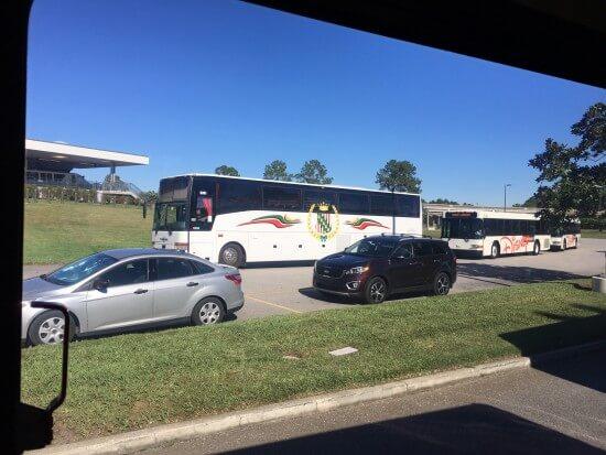 Coach Bus to MK
