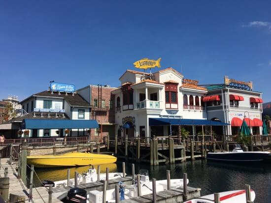 Lombard's Seafood Grill