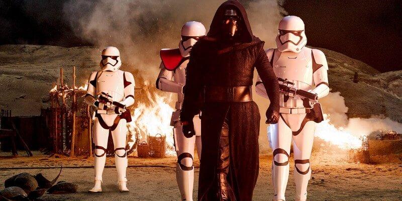 star wars force awakens kylo ren