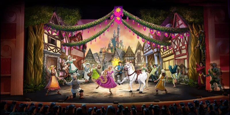 Tangled the Musical