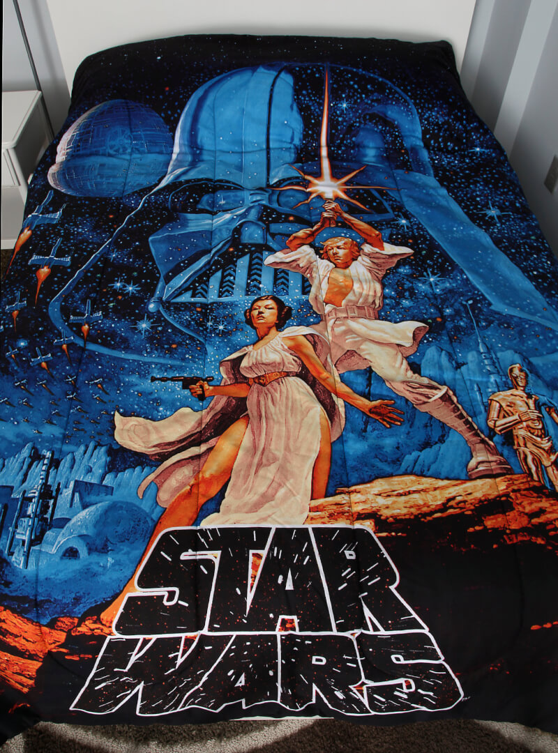 Star Wars Sheets Queen Pictures to Pin on Pinterest - PinsDaddy