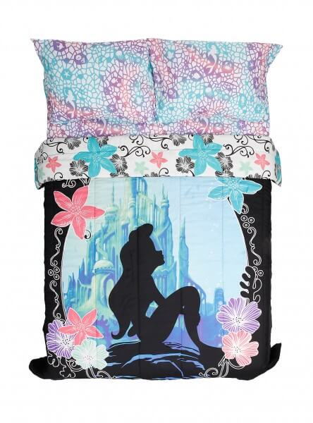 New Disney The Little Mermaid Comforter From Hot Topic