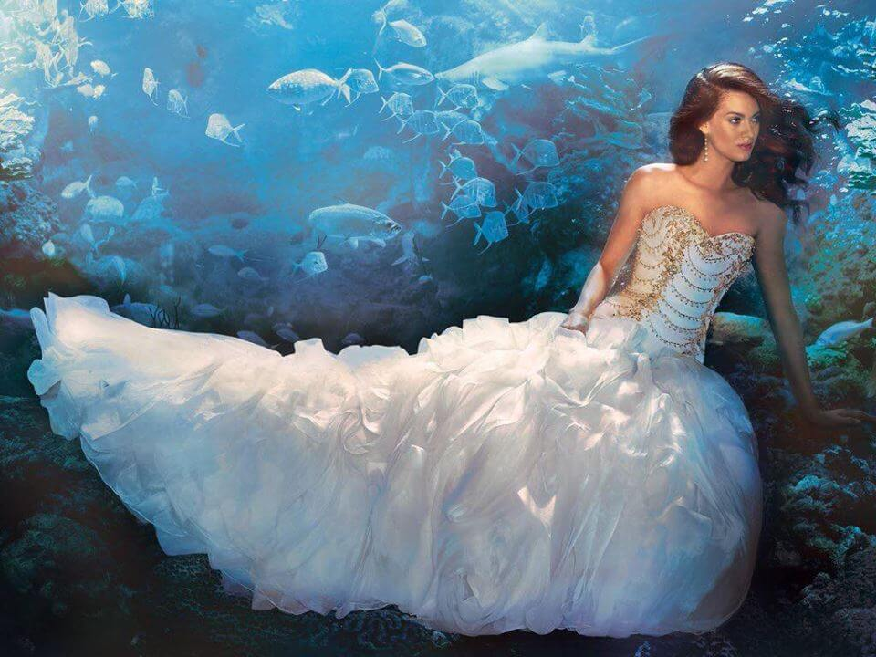 Alfred Angelo Bridal Releases New Images Of Disney Fairy