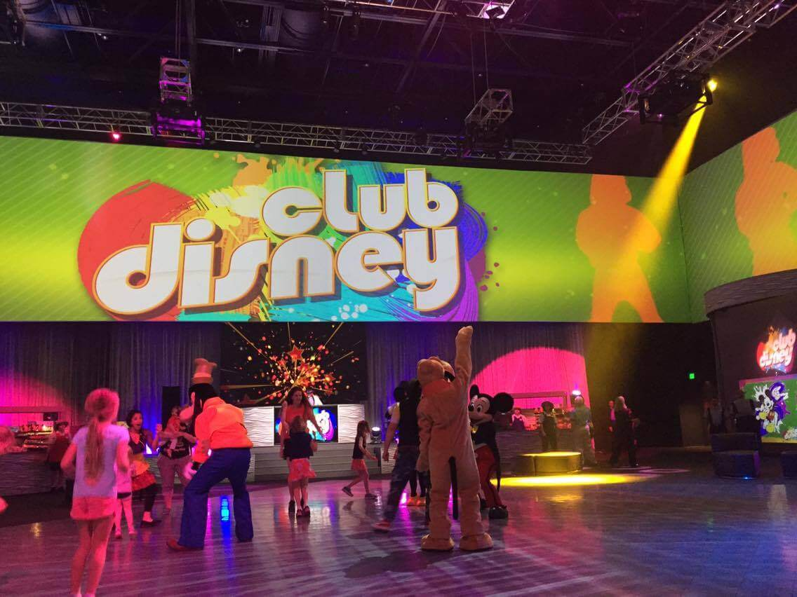 Disney S Hollywood Studios Opens Club Disney