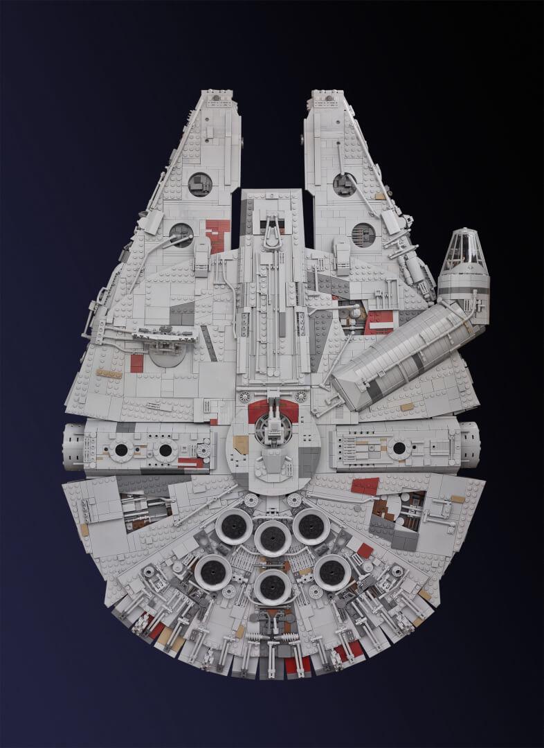 Millenium Falcon Pinterest Decb O