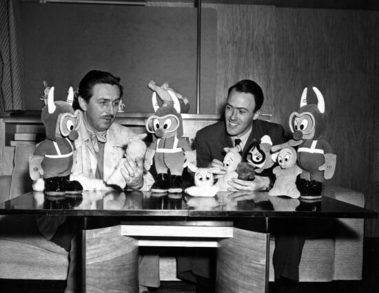 Walt Disney Roald Dahl
