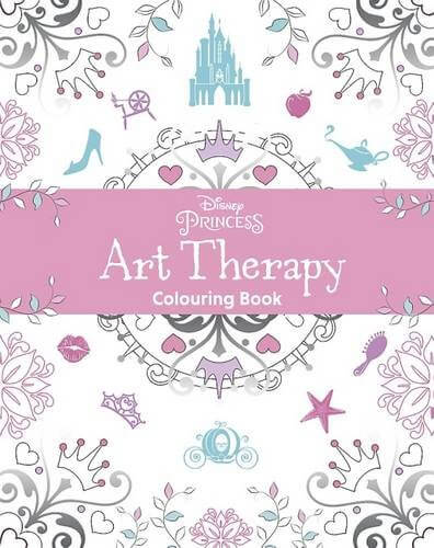 2 New Disney Art Therapy Books Now Available For Pre Order