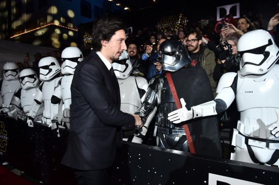 "Premiere Of ""Star Wars: The Force Awakens"" - Red Carpet"