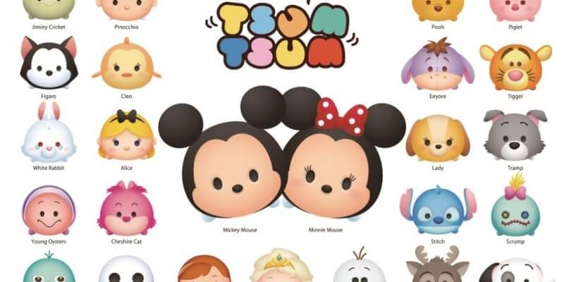 Top 14 Christmas Gifts for the Tsum Tsum collector | Inside the Magic