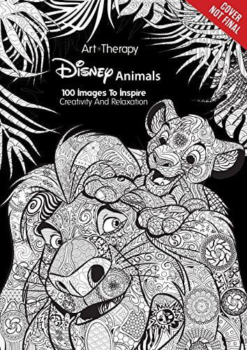 Pre Order Now 2 New Disney Adult Coloring Books