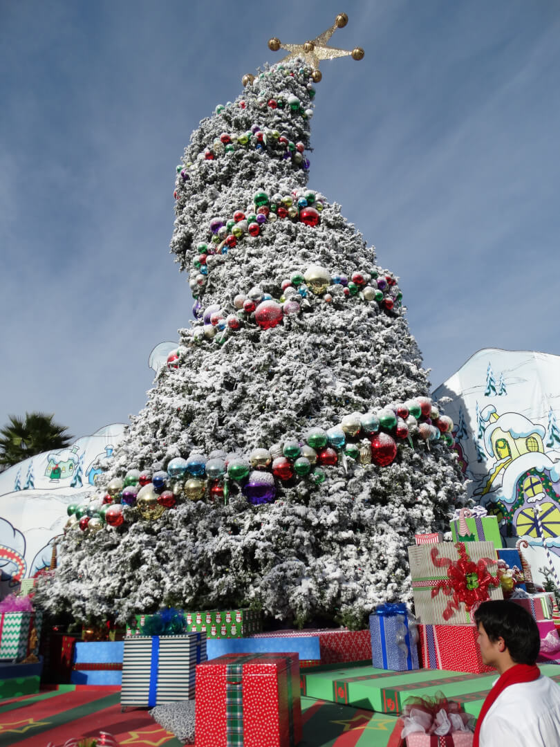 Grinchmas at Universal Studios Hollywood unleashes the ...
