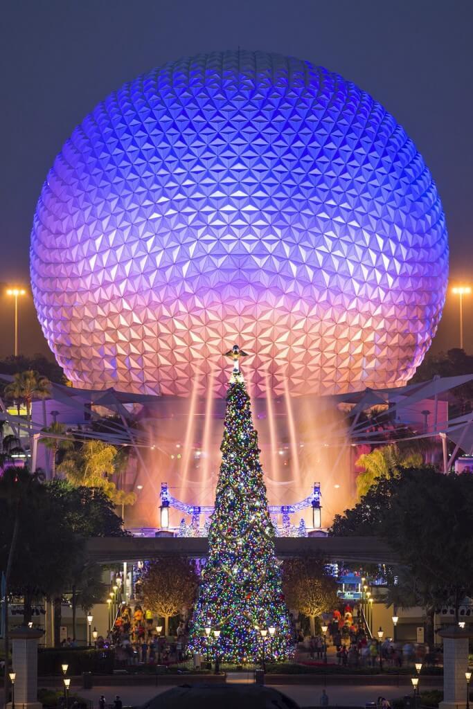 PHOTOS: Top 11 Christmas trees not to miss at Walt Disney ...